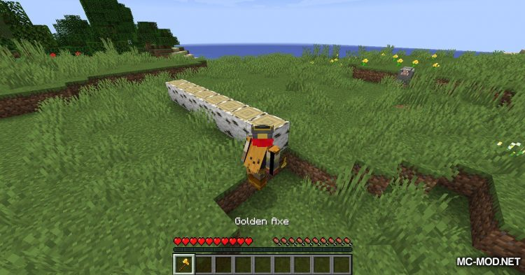 Falling Tree mod for Minecraft (9)