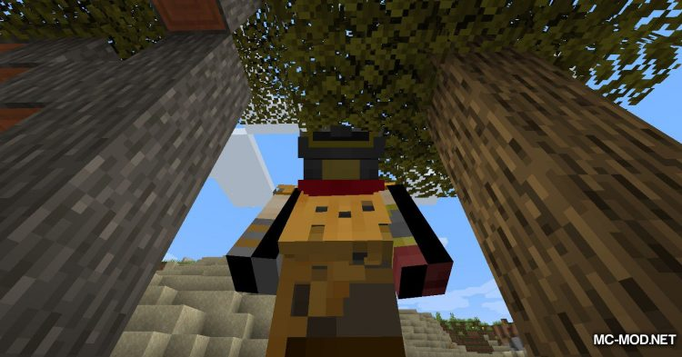 Farts mod for Minecraft (7)