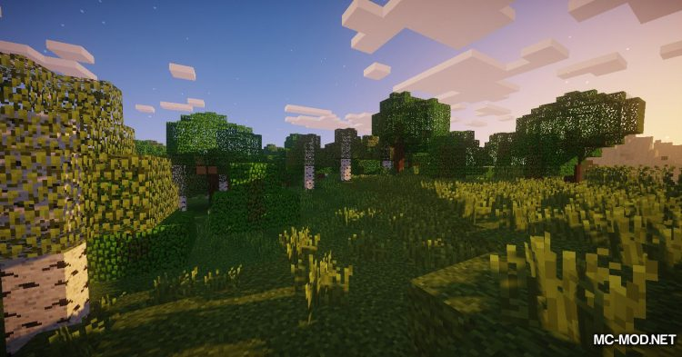 FreeLook mod for Minecraft (5)