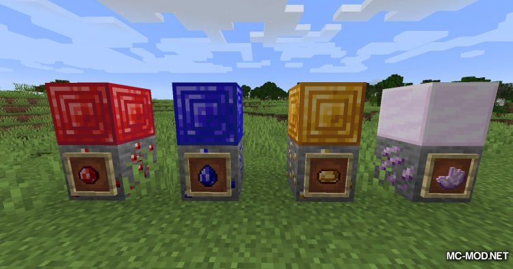 Gems and Crystals Mod mod for Minecraft (7)