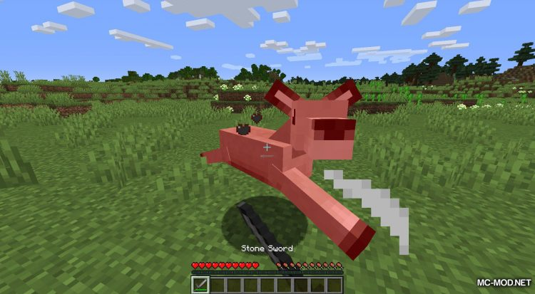Gentle Fawn mod for Minecraft (8)