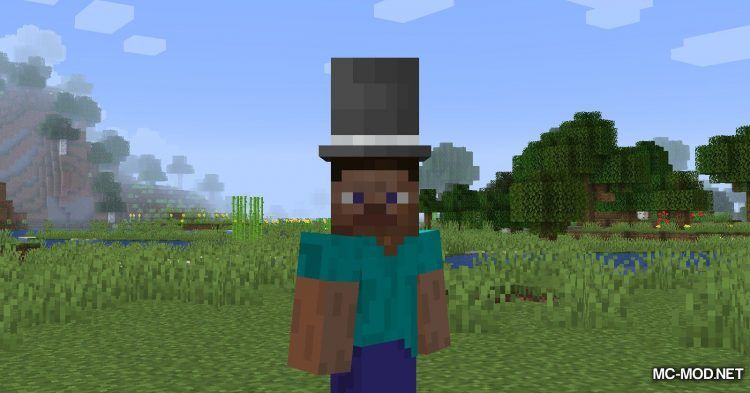 Give Me Hats mod for Minecraft (5)