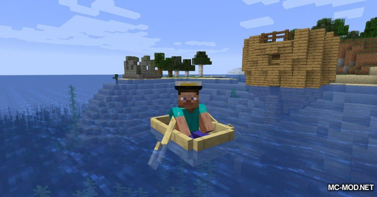 Give Me Hats mod for Minecraft (9)