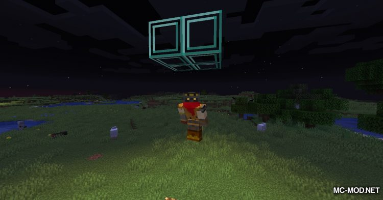 Glassential mod for Minecraft (10)