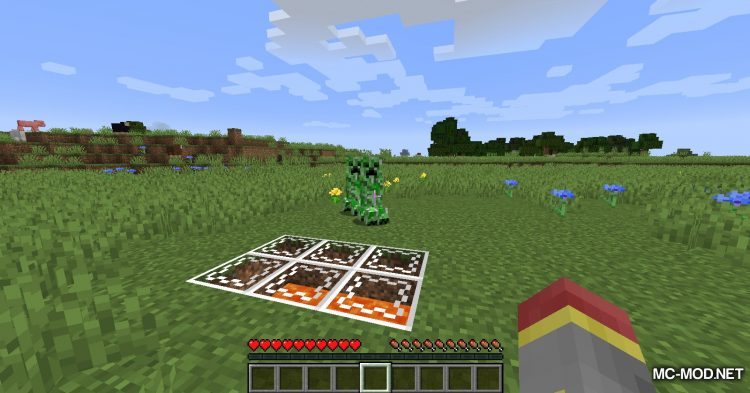 Glassential mod for Minecraft (14)