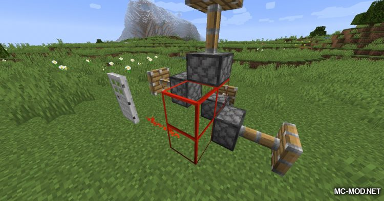 Glassential mod for Minecraft (6)