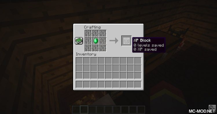 Global XP mod for Minecraft 01