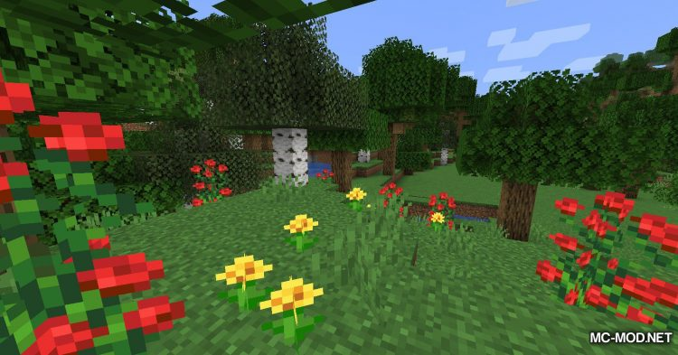 Gravel Ores mod for Minecraft (2)
