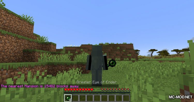 Greater Eye of Ender mod for Minecraft (11)