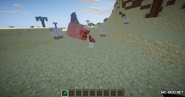 Grit mod for Minecraft (3)