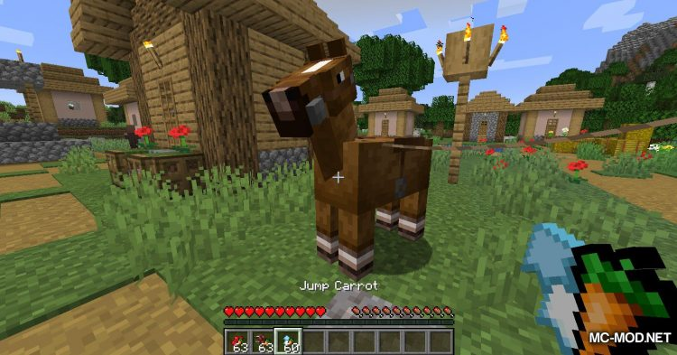 Horse Modifiers mod for Minecraft (11)