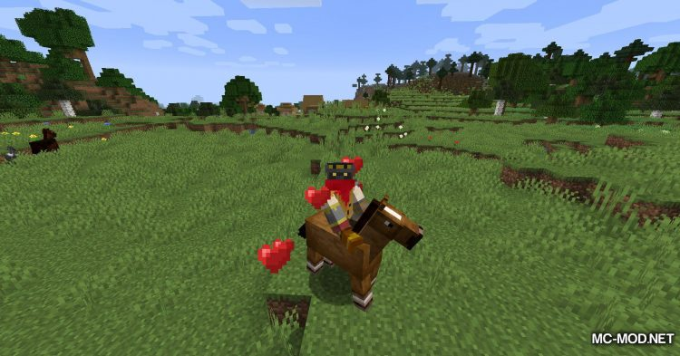 Horse Modifiers mod for Minecraft (4)