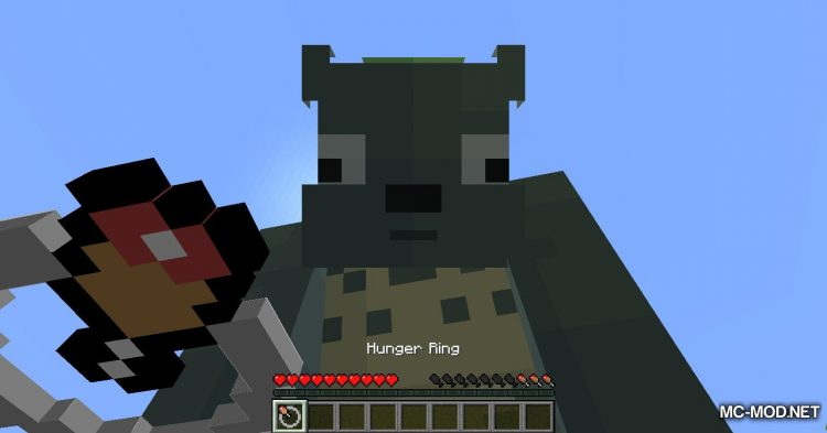 HungerRings mod for Minecraft (5)