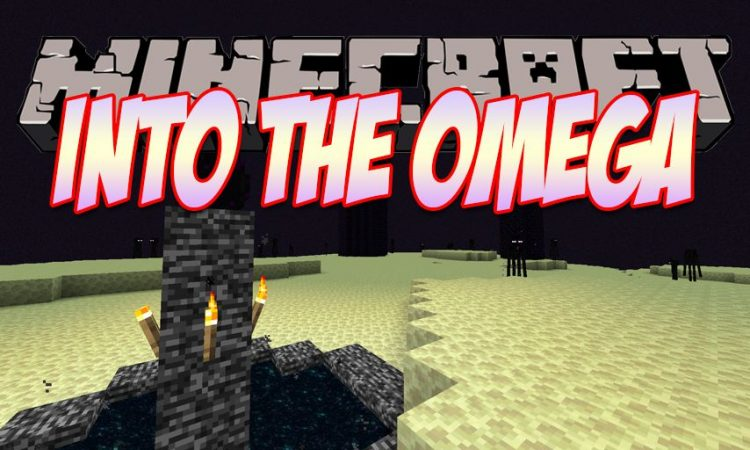 Into The Ω mod for Minecraft logo