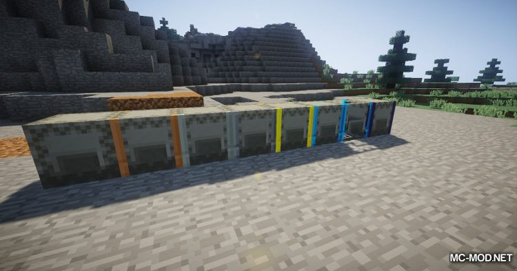 Iron Shulker Boxes mod for Minecraft (17)