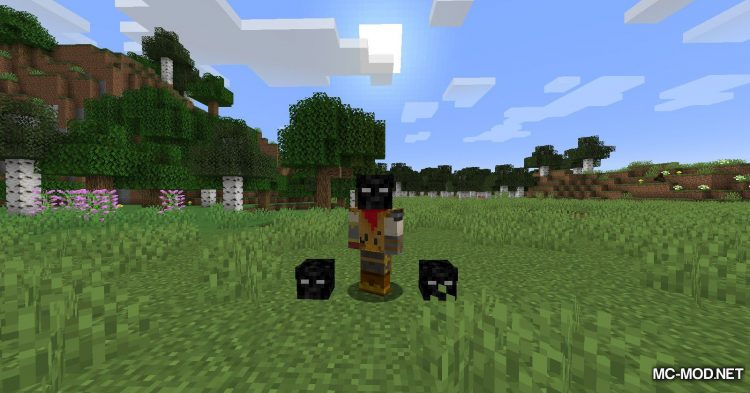 Just Mob Heads mod for Minecraft (10)