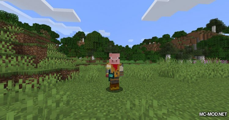 Just Mob Heads mod for Minecraft (5)
