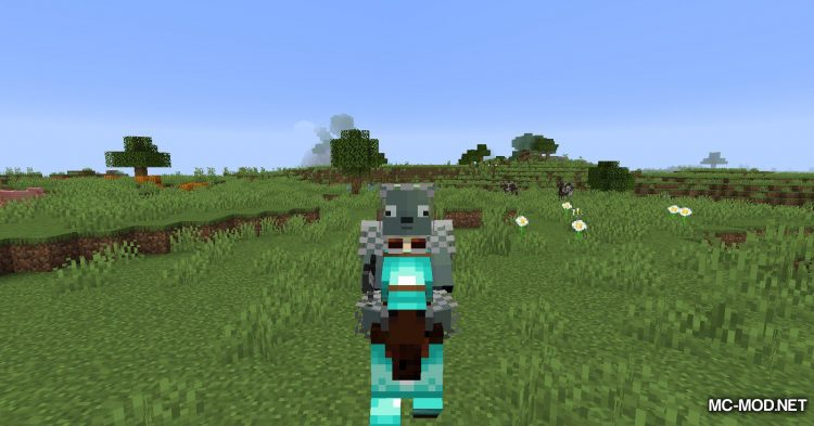 Just Needed mod for Minecraft (10)