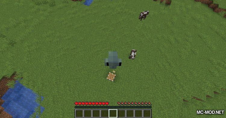 Launchers mod for Minecraft (5)
