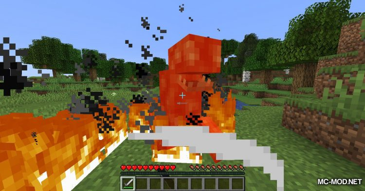 Lava Monsters mod for Minecraft (6)