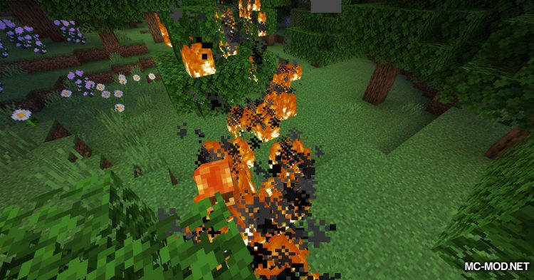 Lava Monsters mod for Minecraft (8)