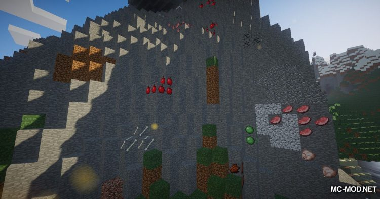 LazyMiners mod for Minecraft (3)