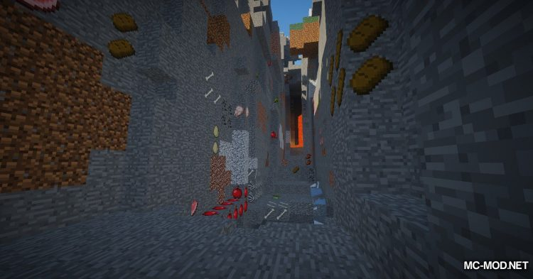 LazyMiners mod for Minecraft (5)