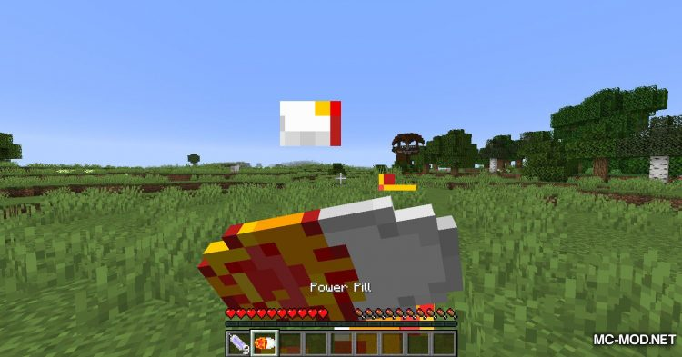Lots Of Drugs mod for Minecraft (6)