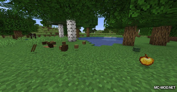 Lucky Ores mod for Minecraft (18)