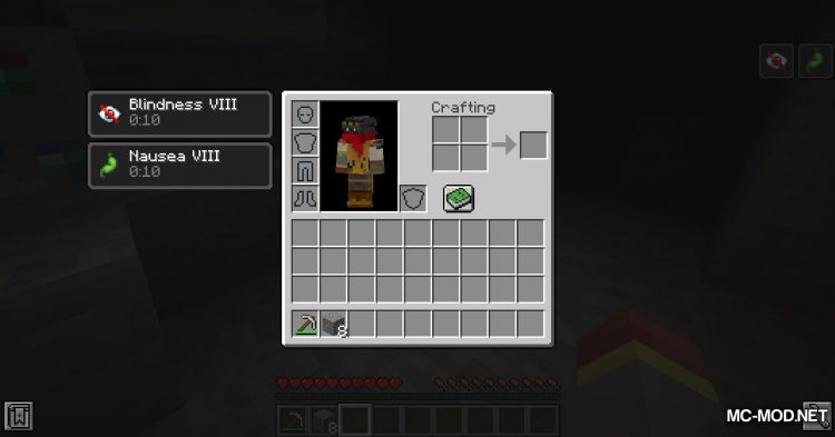 Lucky Ores mod for Minecraft (6)