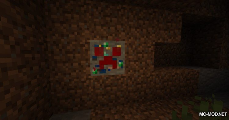 Lucky Ores mod for Minecraft (8)