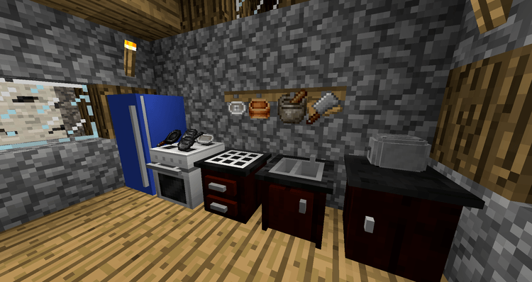 Cooking for Blockheads Mod 1