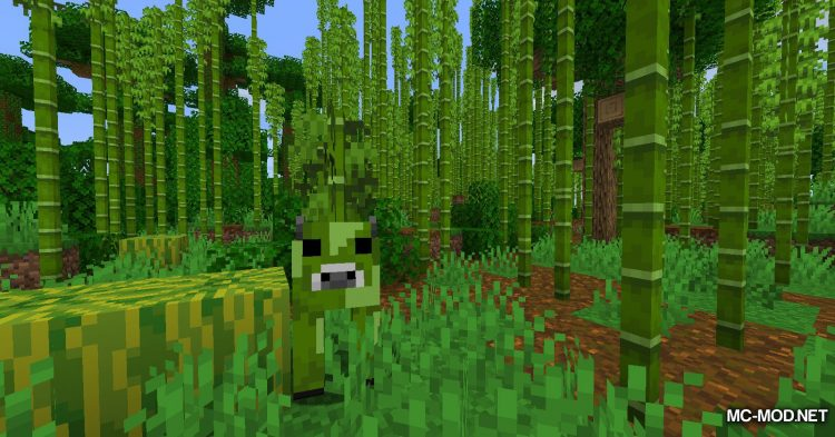 Mooblooms mod for Minecraft (9)