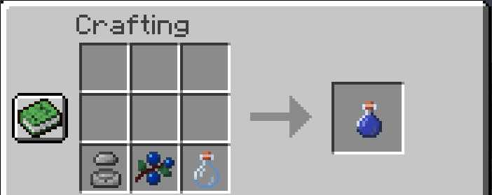 More Berries mod for Minecraft (17)