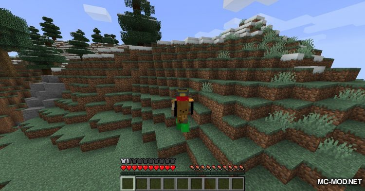 More Boots mod for Minecraft (8)