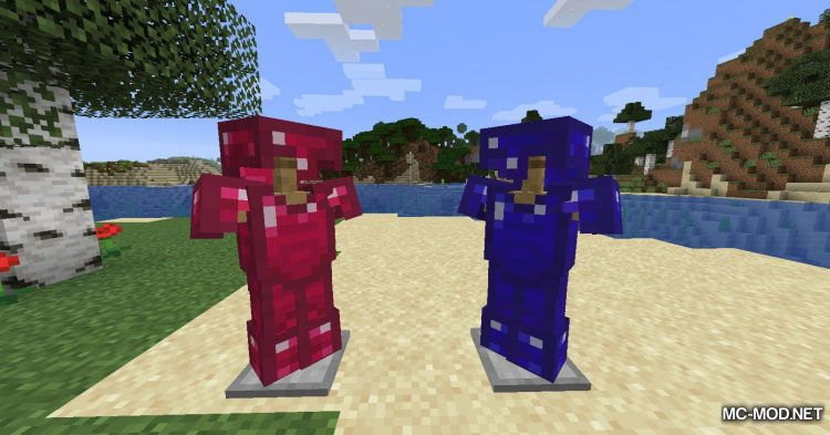 More Ores in ONE mod for Minecraft (4)