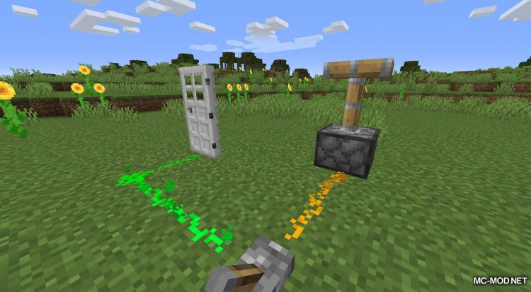 More Wires mod for Minecraft (9)