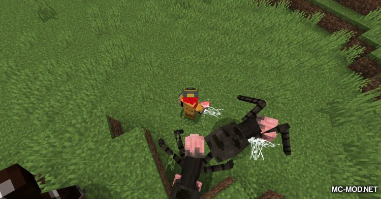 Mutant Beasts mod for Minecraft (11)