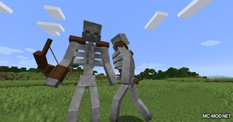 Mutant Beasts mod for Minecraft (14)