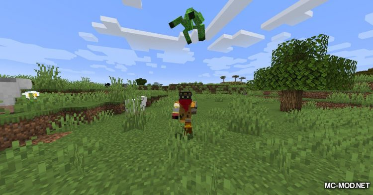 Mutant Beasts mod for Minecraft (5)