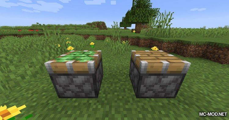 Mute Pistons mod for Minecraft (6)