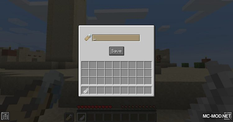 Nametags Without Anvils mod for Minecraft (7)