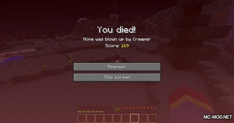 Naturally Charged Creepers mod for Minecraft (5)