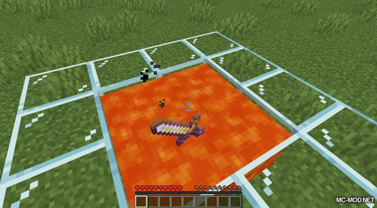 Netherited mod for Minecraft (7)