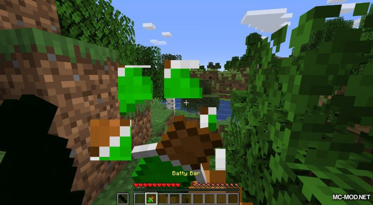 Never Enough Candy mod for Minecraft (3)