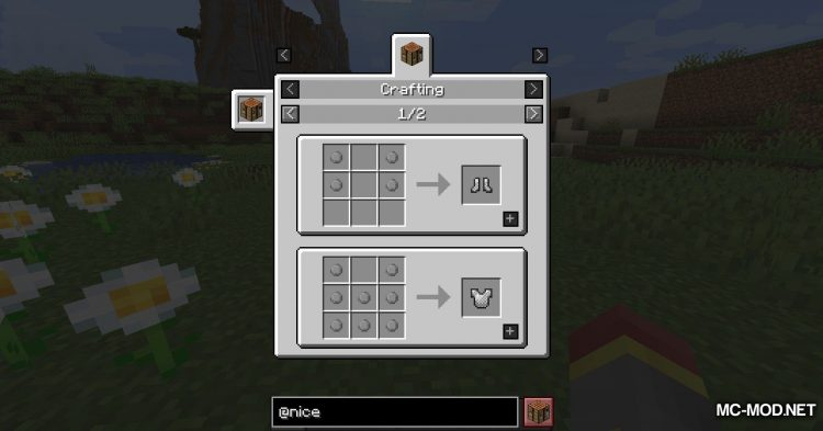 Nice To Have mod for Minecraft (10)