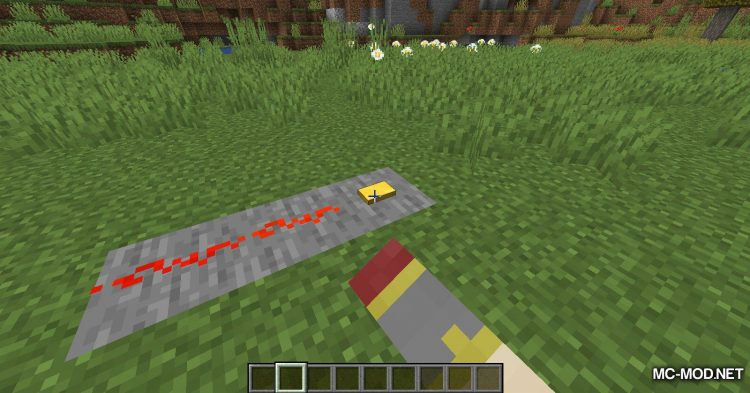 Nice To Have mod for Minecraft (4)