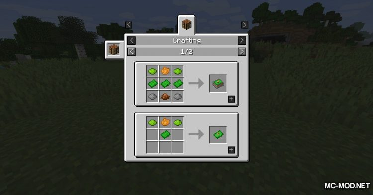 Nomad Books mod for Minecraft (1)