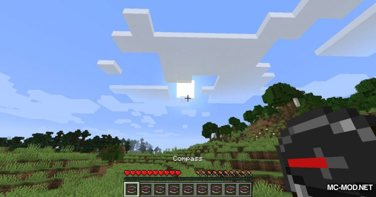 Northern Compass mod for Minecraft (7)