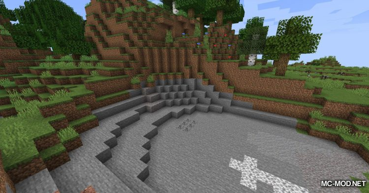 Northern Compass mod for Minecraft (8)
